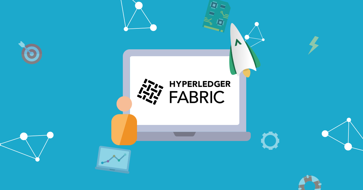 Our current blockchain solution: Hyperledger Fabric and Composer