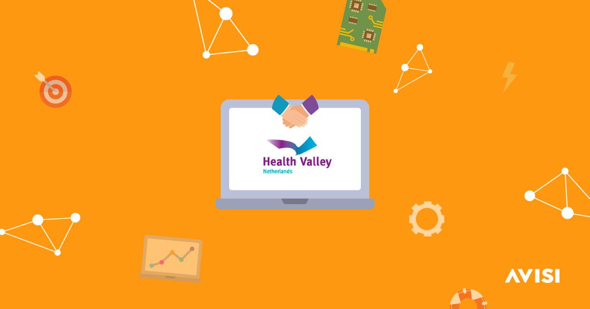 Avisi nieuwe partner van Health Valley